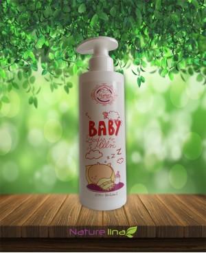 Бебе мляко за тяло
