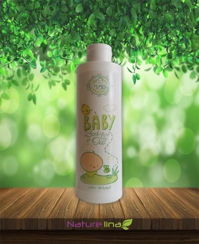 Бебе олио за тяло