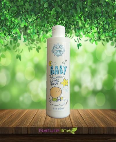 Бебе шампоан за коса и тяло