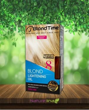 Изрусяващо олио Blond Lightening Oil Blond Time
