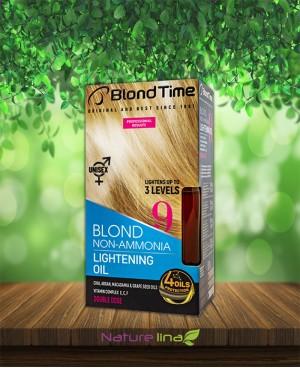 Изрусяващо Безамонячно олио Blond Time