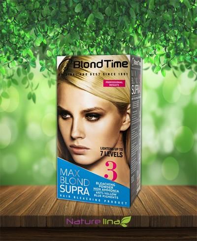 Изрусяващ продукт за коса  Супра Blond Time Max Blond