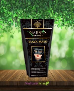 Черна маска за лице за премахване на черни точки