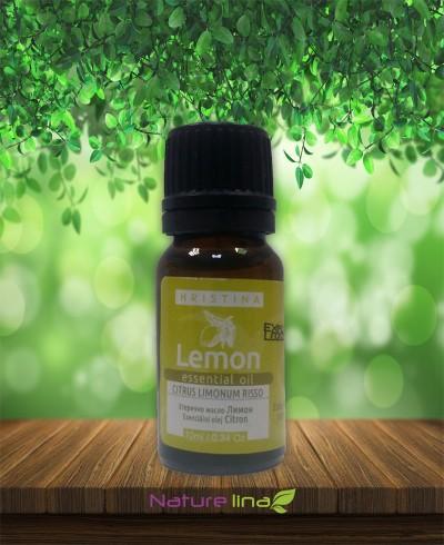Етерично лимоново масло