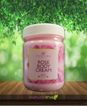 Крем за тяло с роза