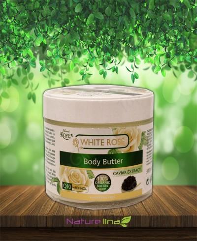 Масло за тяло Бяла роза