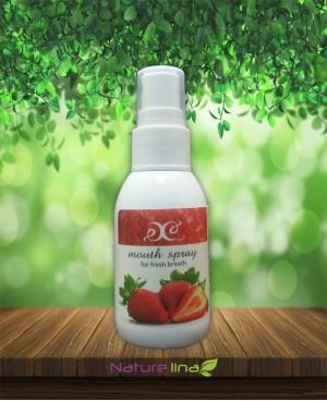 Освежител за уста с прополис ягода