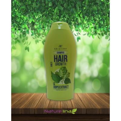 Шампоан Хмел за растеж на косата