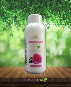 Тоалетно мляко с розова вода